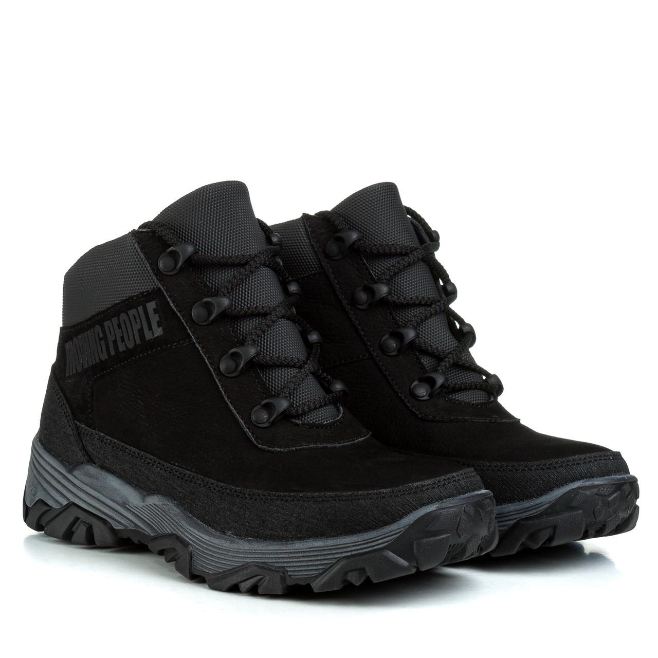 Ботинки мужские ZUMER (стильные, качественные, зимние, удобные)