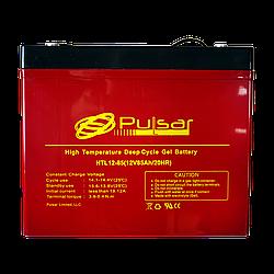 Гелевий акумулятор Pulsar HTL12-85
