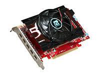ВИДЕОКАРТА Pci-E AMD RADEON HD 5770 на 1 GB DDR 5 c HDMI и ГАРАНТИЕЙ ( видеоадаптер HD5770 1GB  )