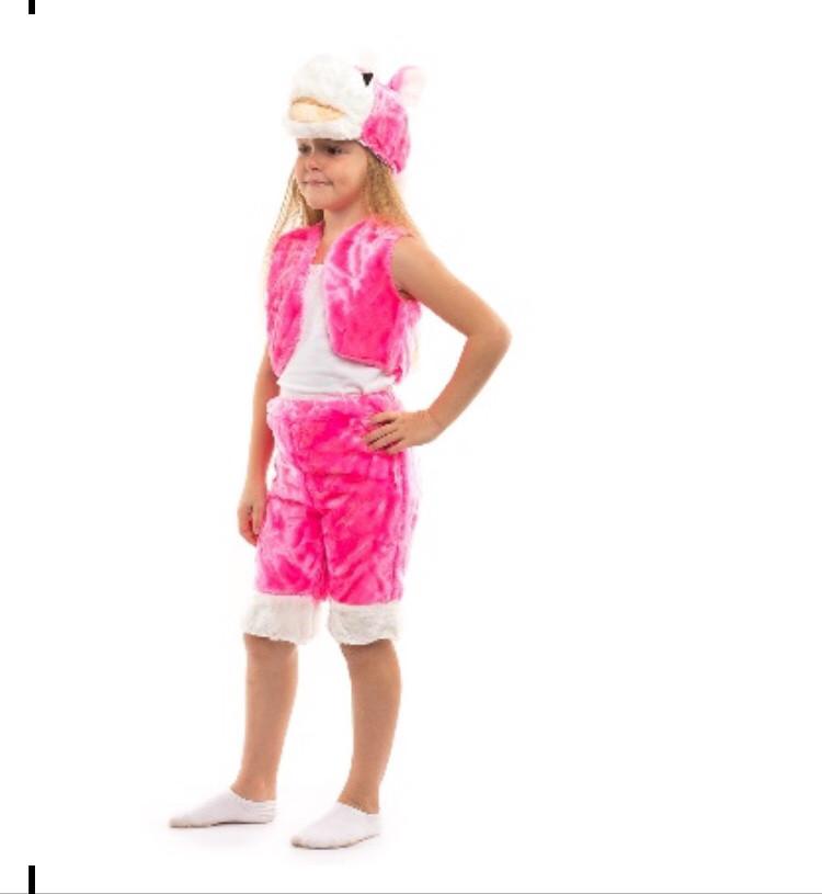 Карнавальный костюм Лошадка розовая