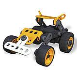 Конструктор Meccano Junior Race Car 5 моделей 61 деталь 6027021/2, фото 2