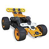 Конструктор Meccano Junior Race Car 5 моделей 61 деталь 6027021/2, фото 3