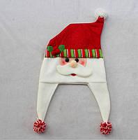 Шапочка новогодняя Дедушка Мороз