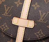Сумка клатч Луї Вітон канва Monogram 18 і 24 см, шкіряна репліка, фото 9
