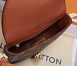 Сумка клатч Луї Вітон канва Monogram 18 і 24 см, шкіряна репліка, фото 10