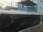 Рейлинги на крышу Opel Vivaro 2014-2019 короткая база, полированный алюминий, фото 3
