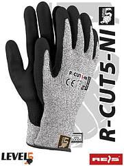 Защитные перчатки REIS R-CUT5-NI
