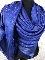 Большой платок Louis Vuitton с люрексом