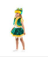 Карнавальный костюм Лягушка девочка