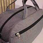 Дорожная сумка спортивная женская мужская 55 л, фото 7