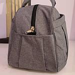 Дорожная сумка спортивная женская мужская 55 л, фото 5