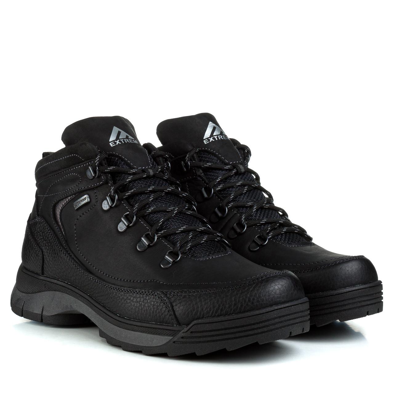 Ботинки мужские EXTREM (кожаные, стильные, модные, удобные)