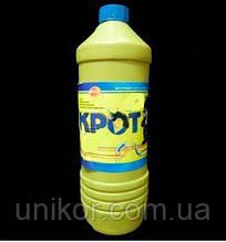 Средство для прочистки труб, жидкость, 1л. Крот