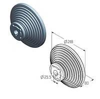 Барабан для намотування троса воріт Alutech гаражних і промислових секційних CD011V
