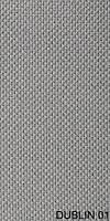 Готовая римская штора Пепельный 01