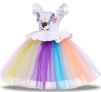 Детское платье нарядное 80, 90, 100, 110, 120, 130