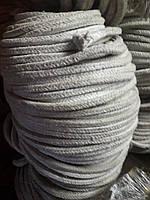 Шнур асбестовый для котлов кадратного сечения, фото 1