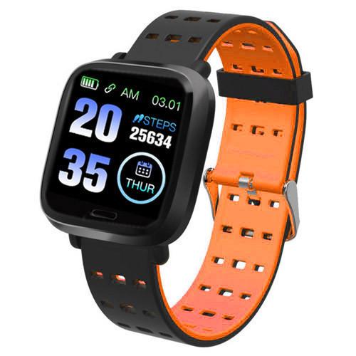 Умный Фитнес-браслет A6 (смарт часы)