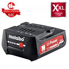 Аккумуляторная батарея Metabo Li-Power 12 V, 2.0 Ач