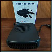 Автофен Auto Heater Fan 12 volt dc обогреватель салона автомобиля, фото 1