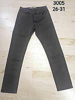 Котоновые брюки для мальчиков  C-IN-C 26-31 р.( 14-19 лет)
