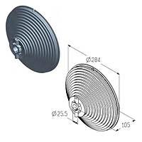 Барабан для намотування троса воріт Alutech гаражних і промислових секційних CD018V
