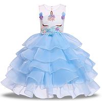 Детское нарядное платье 100, 110