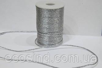 Корсетный шнур парчевый № S (UMG-0606)