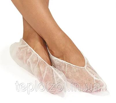 Одноразові шкарпетки (500пар/уп)