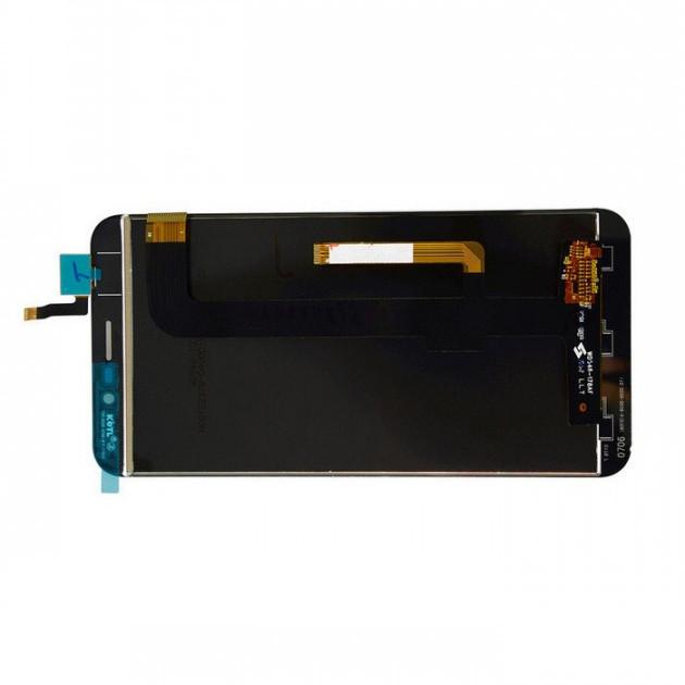 Дисплей модуль Cubot NOTE S в зборі з тачскріном, чорний