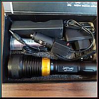 Подводный фонарик для дайвинга BL 8762 XPE