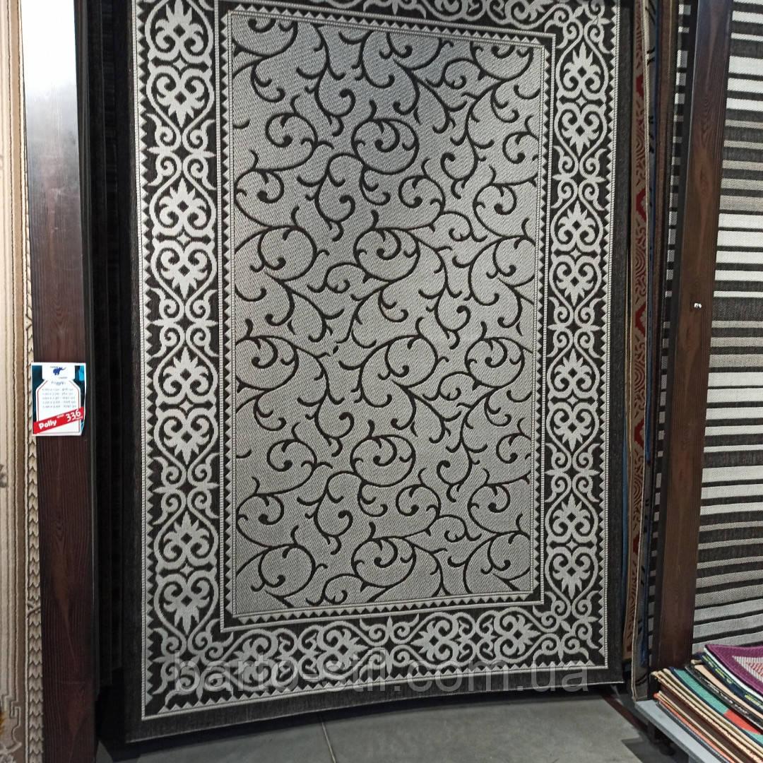 Безворсовый ковёр рогожка Naturalle 2х3 м
