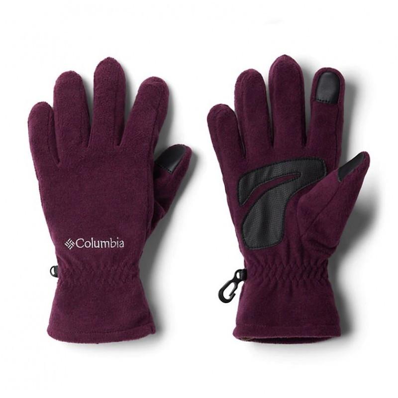 Вишневые женские перчатки Columbia W Thermarator Glove