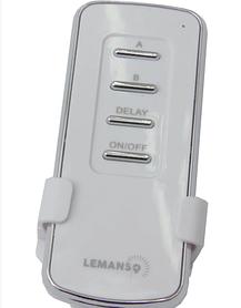 Пульт дистанционного управления SLA 049 на 2 цепи нагрузки по 1000Вт Код.56684