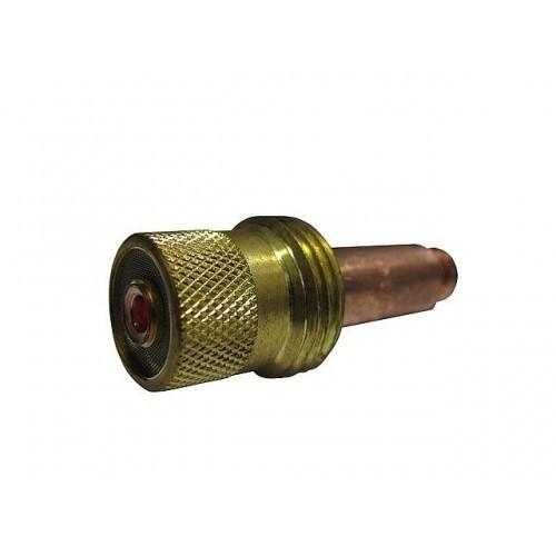 Корпус цанги с газовой линзой WE-D 0,5-1,2 мм- для ABITIG®GRIP/SRT 17, 26, 18, SRT 17V, SRT 17FXV SRT 26V