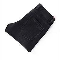 Классические утепленные мужские джинсы на флисе GUCCI Зимние Современная модная одежда Новинка Код: КГА0429