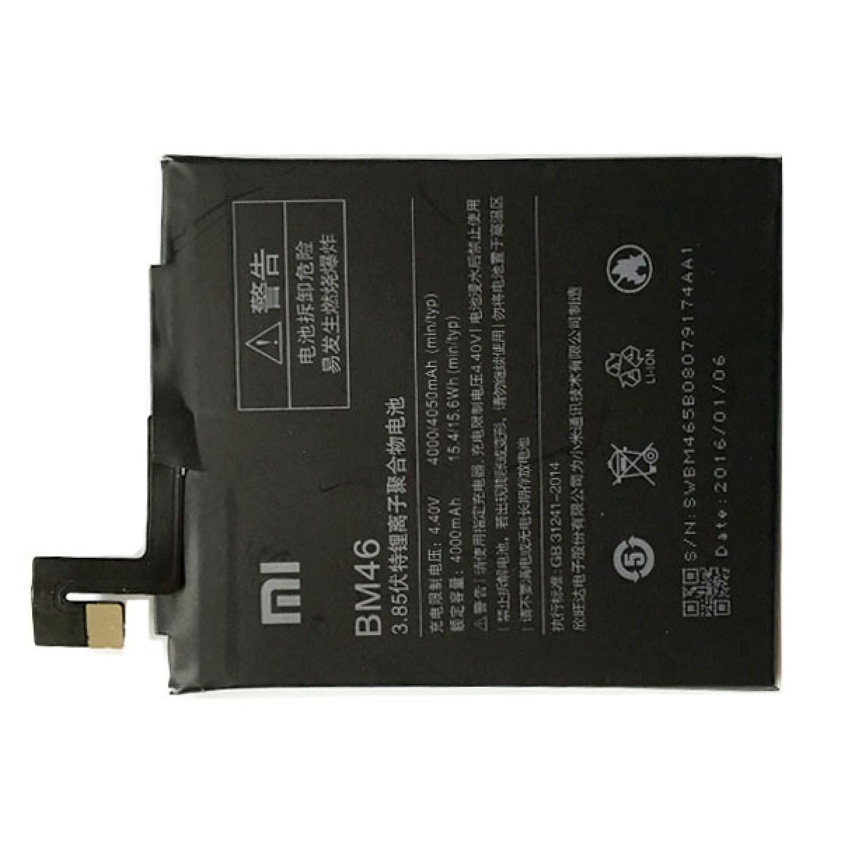 BM46 Xiaomi Redmi Note 3 акумулятор батарея оригінал 4000mAh