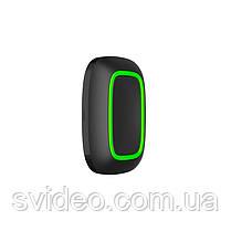 Ajax Button black – беспроводная тревожная кнопка – черная, фото 2