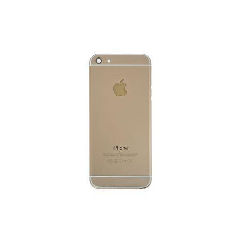 Задня кришка / корпус для смартфону Apple iPhone 5 золотистого кольору