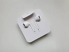 Новые Оригинальные Наушники Apple iPhone EarPods with Mic Lightning