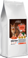 HOME FOOD для взрослых котов