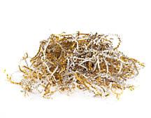 Наполнитель Bonita для подарочных Коробок Золотая стружка, 50 гр