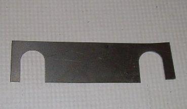 Пластина регулировочная пальца двойного жатки Дон-1500 10.27.01.403