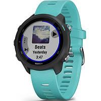 Беговые часы Garmin Forerunner 245 Music Aqua, фото 1