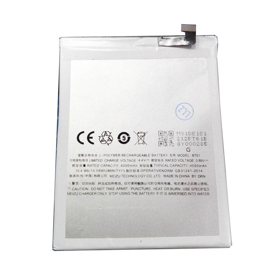 Meizu BT61 для M3 Note M681H акумулятор батарея оригінал 4000mAh