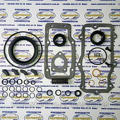 Ремкомплект топливного насоса высокого давления (ТНВД+ТННД+прокладки) двигатель ЯМЗ-240 трактор К-700 / К-701
