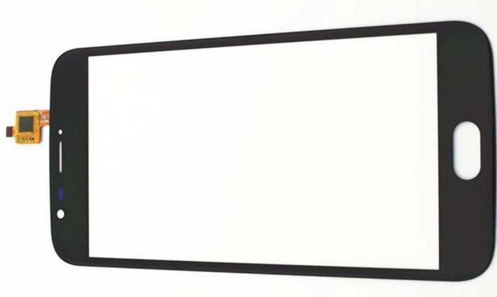 Сенсорний екран для смартфону Doogee X9 mini, тачскрін чорний