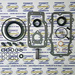 Ремкомплект топливного насоса высокого давления (ТНВД+ТННД+прокладки) двигатель ЯМЗ-238Д автомобиль МАЗ / КрАЗ