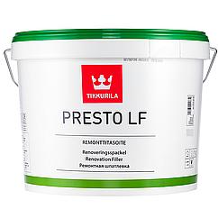 Шпаклевка для стен и потолков Tikkurila Presto LF
