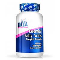 Рыбий жир, Омега HAYA LABS Essential Fatty Acids 1250mg. 90caps., фото 1
